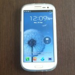 Mi corto review del Samsung Galaxy S III