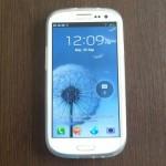 Mi corto review del Samsung Galaxy S III