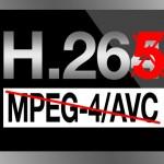 Nueva codificación H.265 ofrecerá misma calidad a la mitad del bitrate