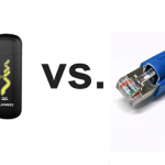 Internet Móvil (LTE) vs. Internet Cableado (ADSL)