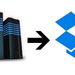 Backup de sitio web (hosting) hacia Dropbox
